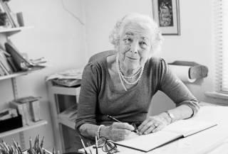 Умерла известная детская писательница Джудит Керр