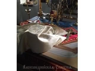 В Кировоградской области вандалы осквернили храм УПЦ