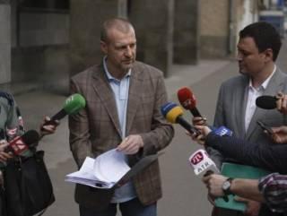 Депутаты «Народного фронта» обжаловали в КСУ указ Зеленского о роспуске Рады