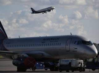 В России произошло новое ЧП с самолетом Sukhoi Superjet-100