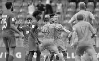 Молодежный чемпионат мира: сборная Украины – уже в плей-офф!