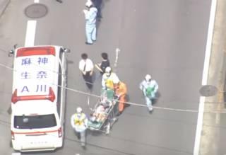 В Японии отморозок напал на группу первоклассниц – есть погибшие (18+)