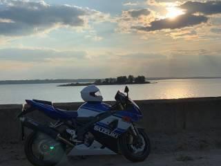 У брата Найема снова угнали мотоцикл