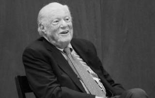 Умер известный правозащитник, основатель Human Rights Watch Роберт Бернштейн