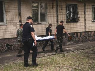 В Киеве по собственной глупости погиб пьяный одиннадцатиклассник