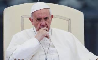 Папа Римский жестко раскритиковал стену с Мексикой, которую строит Трамп