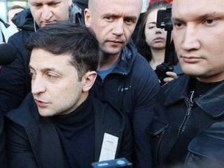 Зеленский определился с начальником собственной охраны. Им стал телохранитель Коломойского