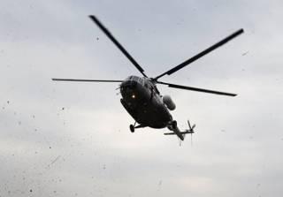В Ровенской области разбился военный вертолет: есть погибшие