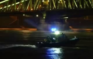 В Будапеште утонул катер с корейскими туристами