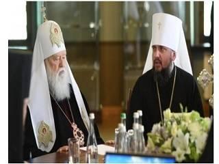 В РПЦ сравнили разногласия между Филаретом и Епифанием с «Игрой престолов»