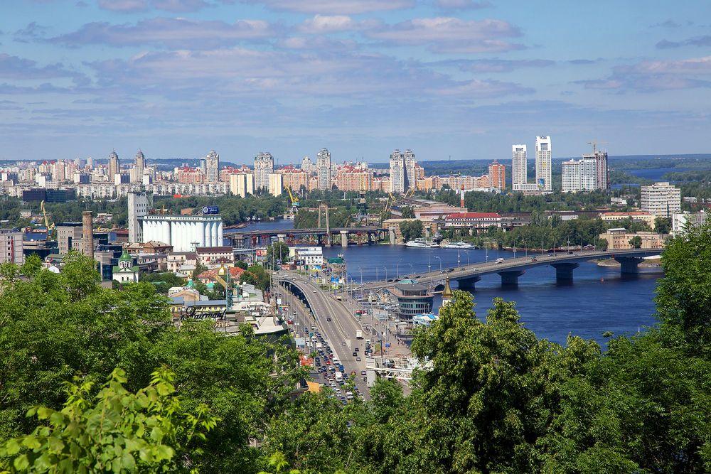 Вікна в Києві