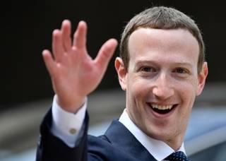 Акционеры не сумели уволить Марка Цукерберга из Facebook