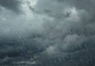 На следующей неделе Украину основательно накроют дожди
