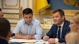 Зеленский утвердил состав СНБО
