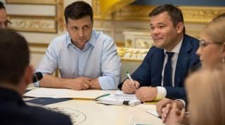 «Отдайте телефон», «вы надо мной незаслуженно смеялись», «Ира, тебя не били»: самые интересные фразы встречи Зеленского с депутатами