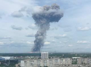 ЧП на оборонном заводе в Дзержинске: взрывной волной «накрыло» сотни объектов по всему городу