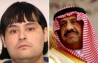 Мошенник, который 30 лет выдавал себя за саудовского принца, попался на свинине