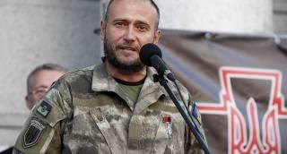 Ярош обвинил Зеленского в потере Крыма