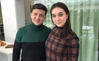 Зеленский сделал своим пресс-секретарем скандальную журналистку