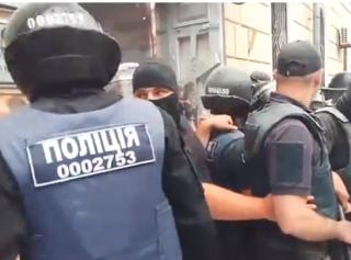 В Одессе вспыхнули массовые беспорядки: десятки задержанных