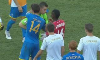 Украинская «молодежка» уверенно вышла в четвертьфинал Чемпионата мира по футболу