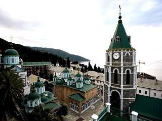 На Афоне просят украинских паломников подтверждать принадлежность к УПЦ