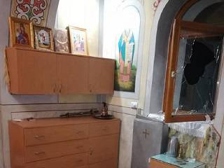 На Закарпатье за ночь дважды ограбили храм УПЦ