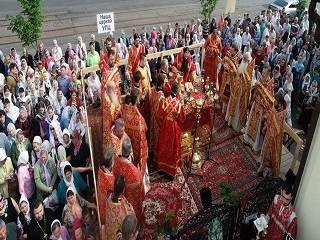В Виннице в ПЦУ всполошились из-за панихиды на могиле митрополита УПЦ у захваченного храма