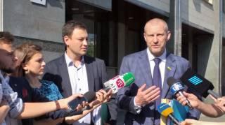 Депутаты «Народного фронта» предоставили Конституционному суду доказательства существования коалиции
