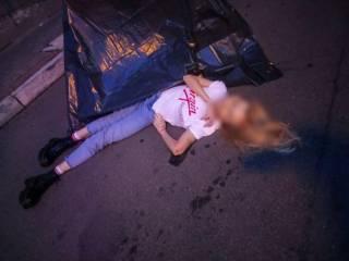 В Киеве с 14-го этажа выпрыгнула женщина после своего дня рождения