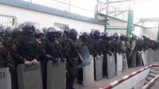 В колонии на Днепропетровщине осужденные подняли бунт и устроили пожар