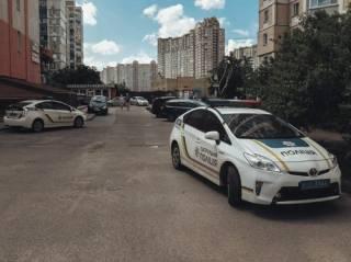 В Киеве мужчина упал с умопомрачительной высоты
