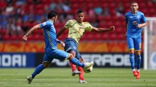 Украинская «молодежка» U-20 вышла в полуфинал ЧМ по футболу