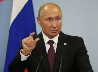 Путин сравнил Зеленского с хамелеоном