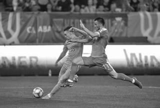 Лучший матч в истории сборной Украины