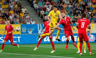 Евро-2020: Украины вымучила победу над Люксембургом