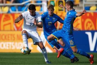 Украинская «молодежка» пробилась в финал Чемпионата мира по футболу
