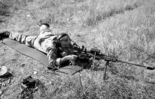 Украинский арсенал: снайперская винтовка Barrett M82/ M107A1