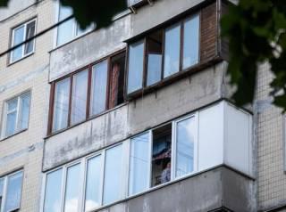 В Киеве отчаявшийся студент-медик выбросился из окна