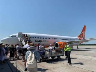 Несуществующий пассажир умудрился заблокировать деятельность украинского лоукостера