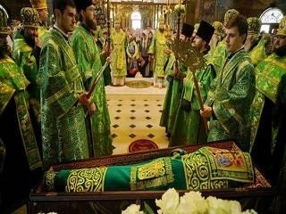 В Киево-Печерской лавре рассказали об исцелениях у мощей преподобного Агапита
