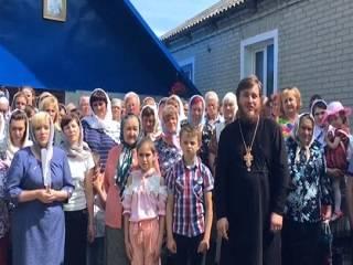 Община захваченного храма УПЦ села Жидычин просит Зеленского защитить их права