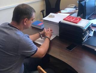 Луценко рапортовал о задержании главы «ЦИК ДНР»