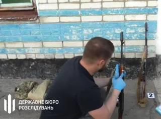На Львовщине застрелили бойца ВСУ