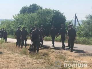 В Одесской области сотни людей ищут пропавшего ребенка. В воздух подняли даже авиацию