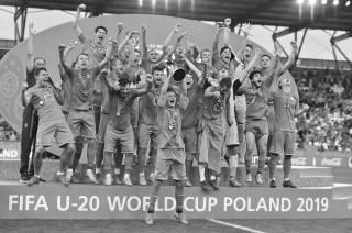 Молодежный чемпионат мира: фантастический триумф украинцев