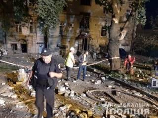 В полиции озвучили причину разрушительного взрыва на Солдатской слободке