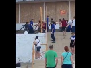 В Одессе из-за шашлыка произошла массовая драка