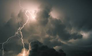 Сильные дожди подтопили две области в Украине