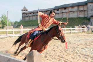 Под Киевом пройдет международный турнир конных лучников